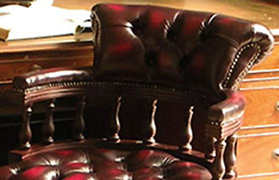 Vendita Poltrone In Pelle.Poltrone Chesterfield Ufficio Direzionali In Pelle Nuove Originali