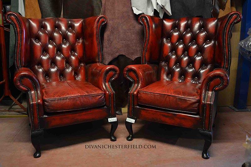Poltrona Chester Usata.Poltrone Chester Usate Pelle Vintage Originali Vendita Noleggio